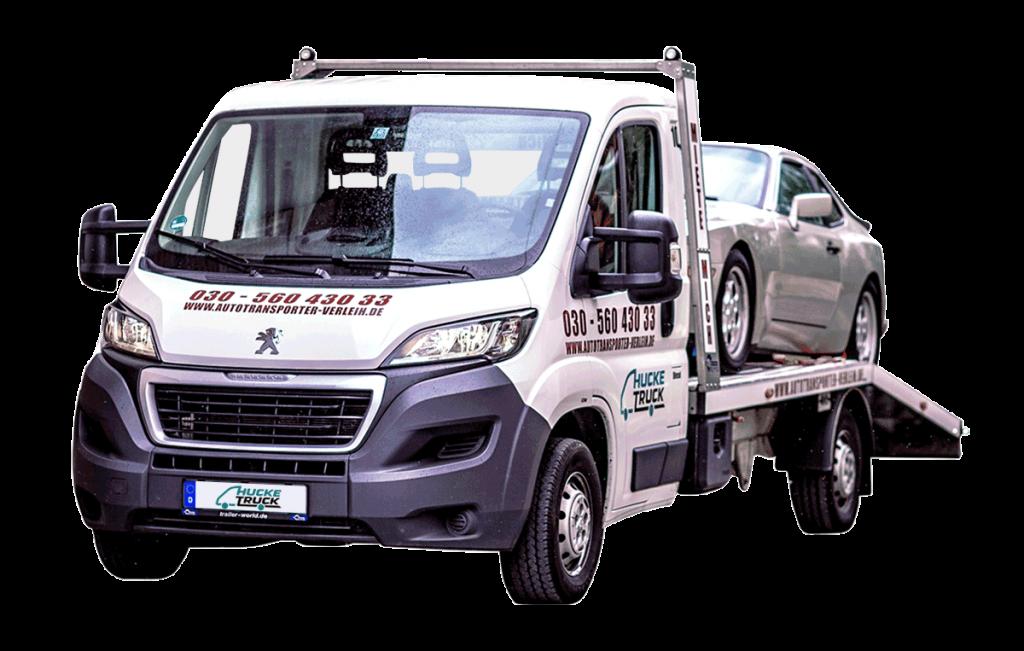 Autotransporter-Hucke-Truck
